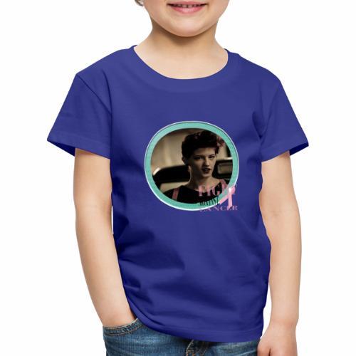 Fight against Cancer - Kinder Premium T-Shirt