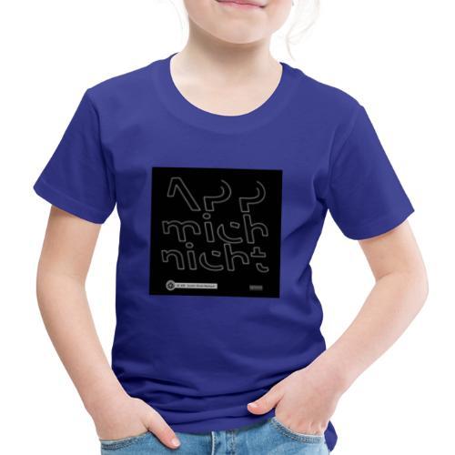 Design App mich nicht 4x4 - Kinder Premium T-Shirt
