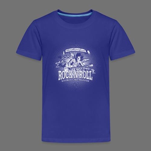Rock 'n' Roll - Sounds Like Heaven (white) - Kinder Premium T-Shirt