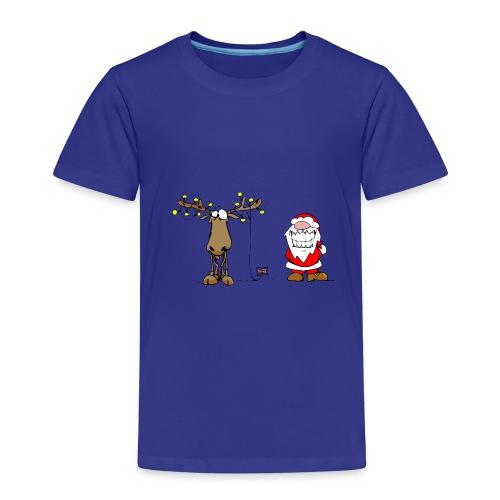 noel branché - T-shirt Premium Enfant