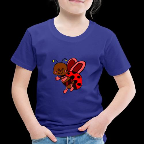 marienkaefer bunt - Kinder Premium T-Shirt
