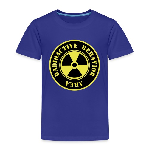 Radioactive Behavior - Camiseta premium niño