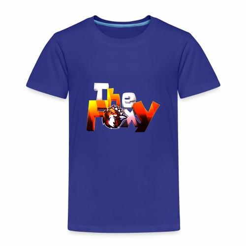 Logo TheFoxy - Maglietta Premium per bambini