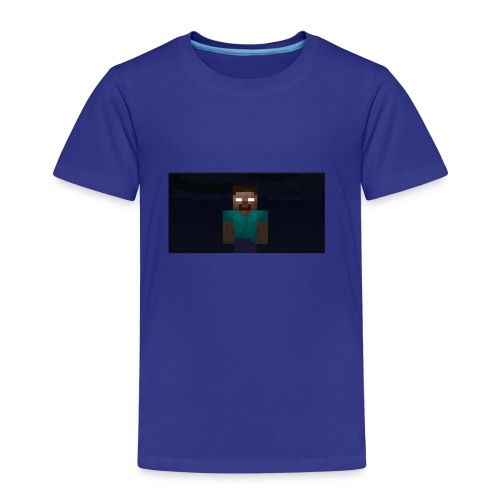 Herobrine (Bild) - Kinder Premium T-Shirt