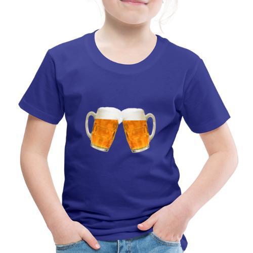 Zwei Bier - Kinder Premium T-Shirt