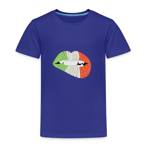 Kiss me I'm Irish - Kids' Premium T-Shirt