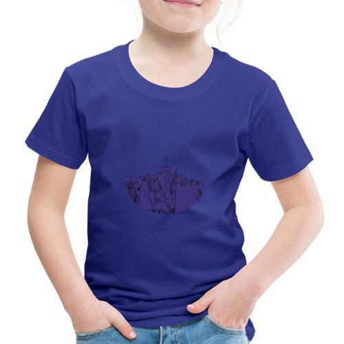 New York by Nights - T-shirt Premium Enfant