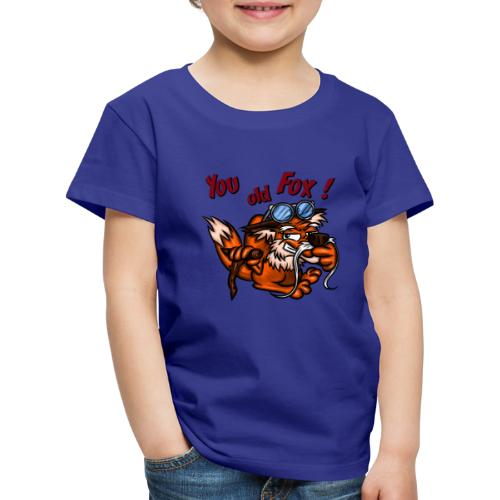old fox 3000 - Kinder Premium T-Shirt