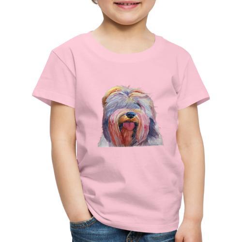schapendoes - Børne premium T-shirt