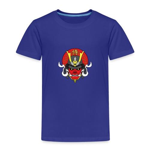 Samouraï Casque Démon - T-shirt Premium Enfant