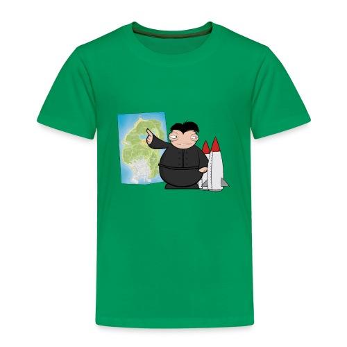 Happy Dictator. - Camiseta premium niño