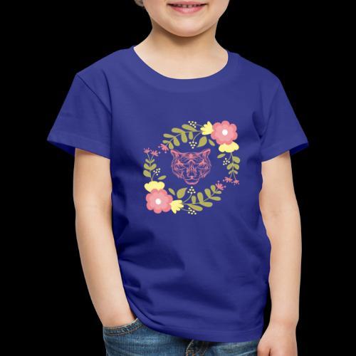 Tee-shirt TIGRE - T-shirt Premium Enfant