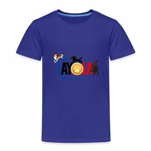 TAYOLA logo 2019 HD - T-shirt Premium Enfant