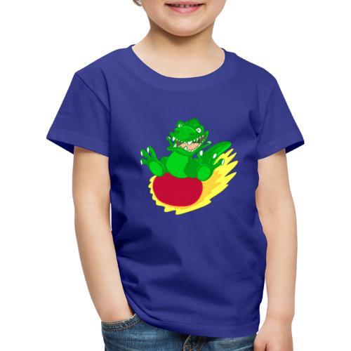 T-rex meteorite - Maglietta Premium per bambini