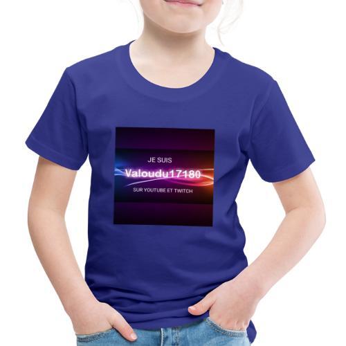Valoudu17180twitch - T-shirt Premium Enfant