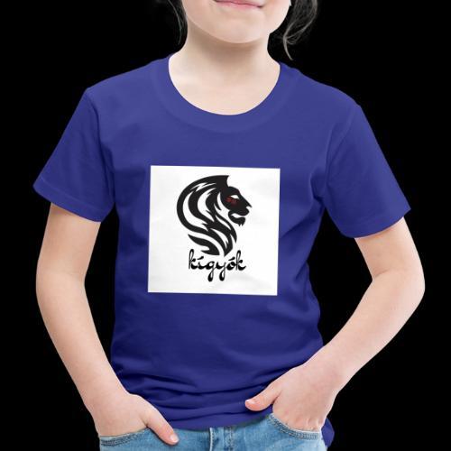Kigyók❤️❤️❤️ - Kinder Premium T-Shirt