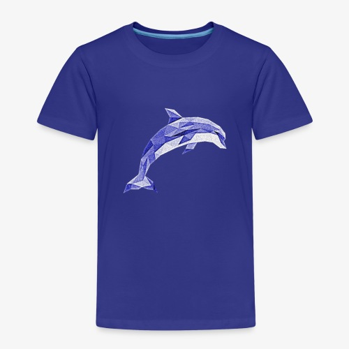 Delfin - Koszulka dziecięca Premium