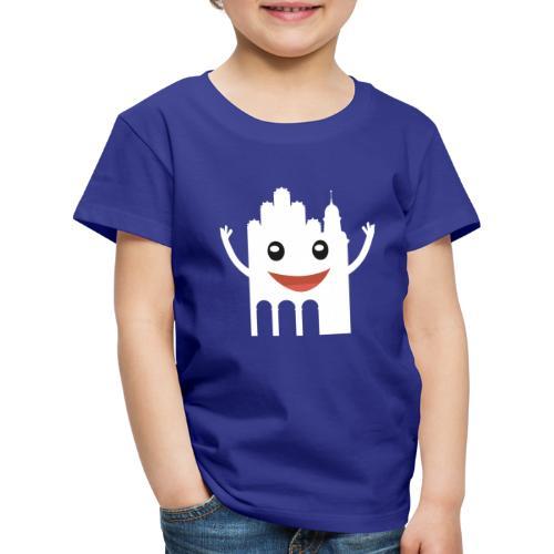 Meppi weiss - Kinder Premium T-Shirt
