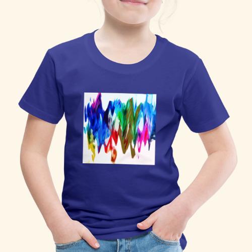 Colori di diamante - Maglietta Premium per bambini