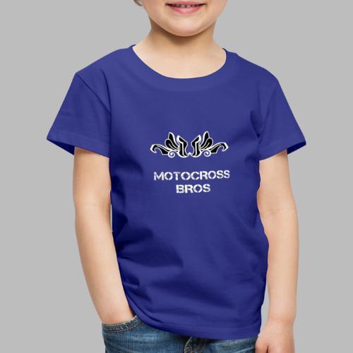 Motocrossbros - Premium-T-shirt barn
