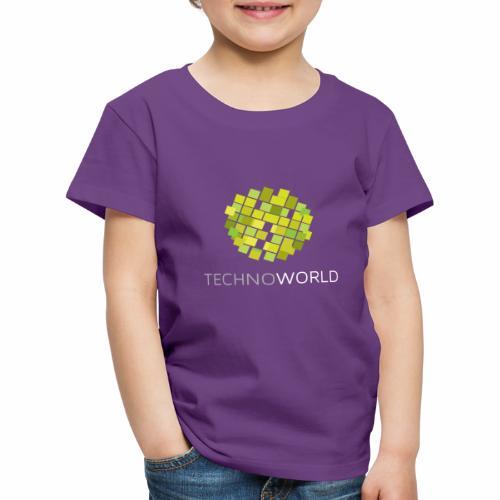 Techno World - Kinder Premium T-Shirt