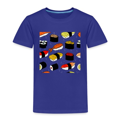 Sushi art - Kinderen Premium T-shirt