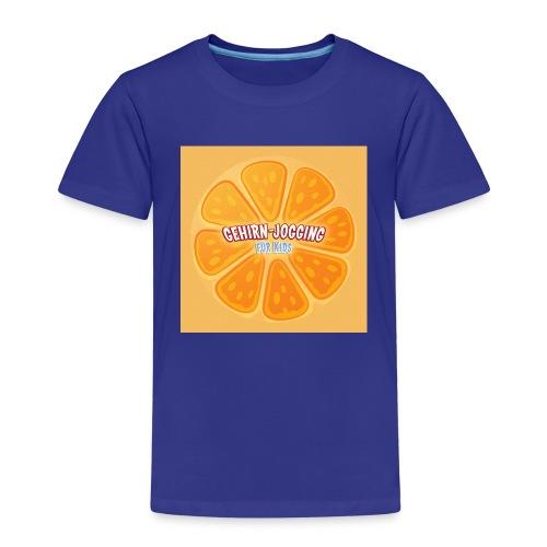 orangetextur - Kinder Premium T-Shirt