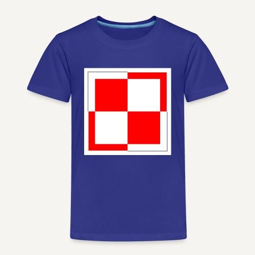 szachownica - Koszulka dziecięca Premium
