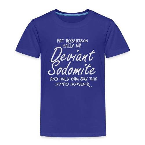 Deviant Sodomite - Camiseta premium niño