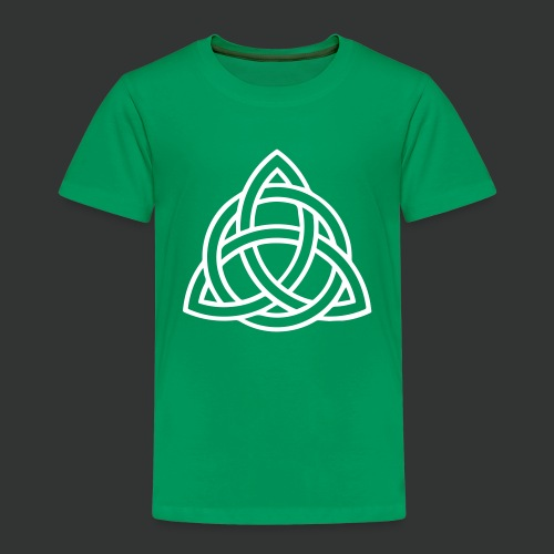 Celtic Knot — Celtic Circle - Kids' Premium T-Shirt