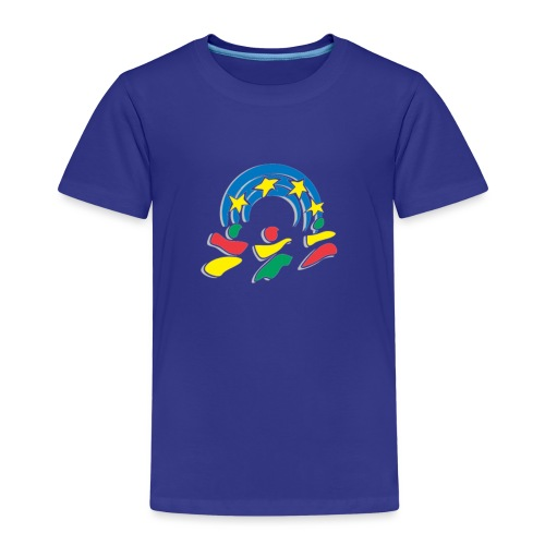 yen logo - Kids' Premium T-Shirt