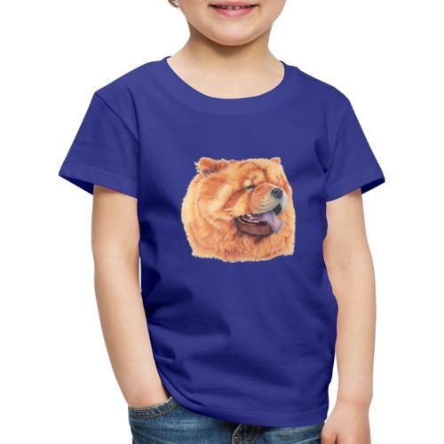 chow chow - Børne premium T-shirt