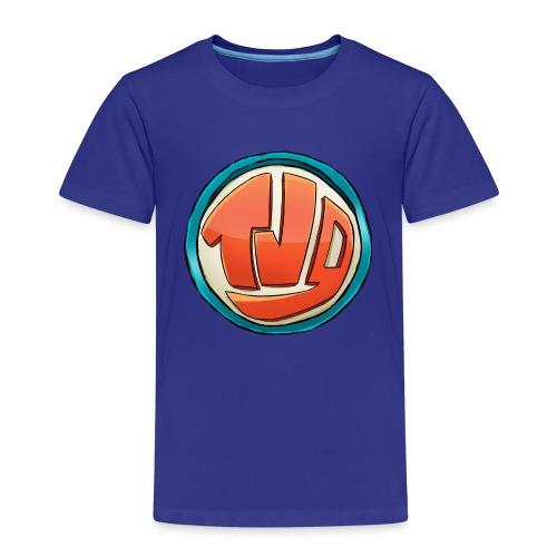 te veel gevraagt - Kinderen Premium T-shirt