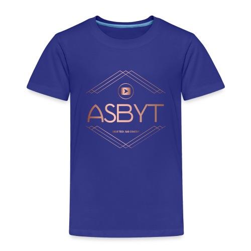 color logo transparent - Kids' Premium T-Shirt