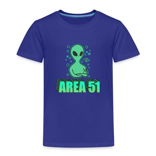 Storm Area 51 Memes - Kids' Premium T-Shirt