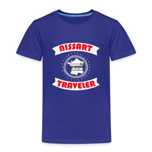 NISSART TRAVELER - T-shirt Premium Enfant