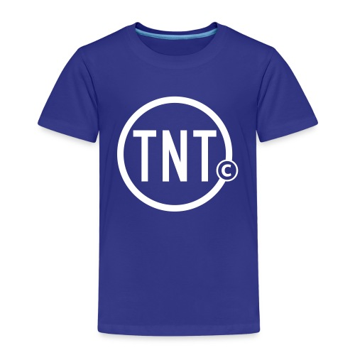 TNT-circle - Kinderen Premium T-shirt
