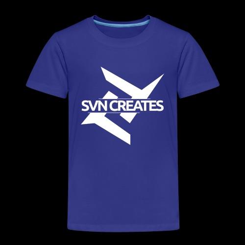 SVN Shirt logo 1 png - Kinderen Premium T-shirt