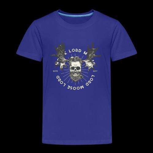 Lord Moose - Premium-T-shirt barn