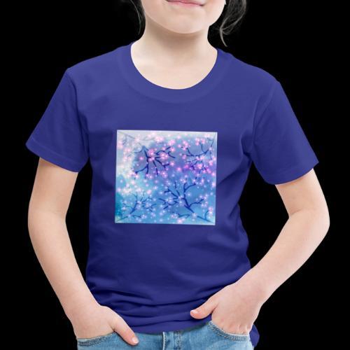 Watercolour blossoms - Kids' Premium T-Shirt