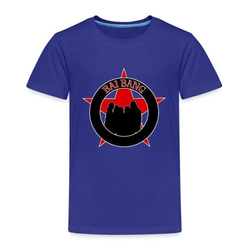 ryggtavla2 - Kids' Premium T-Shirt