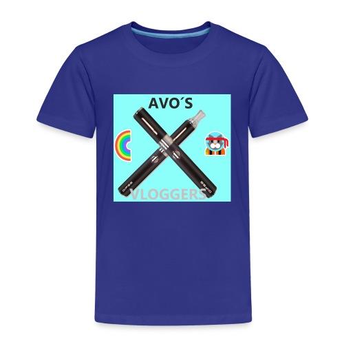 Avos-Shisha - Kinder Premium T-Shirt