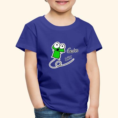 Gecko! - Kinder Premium T-Shirt
