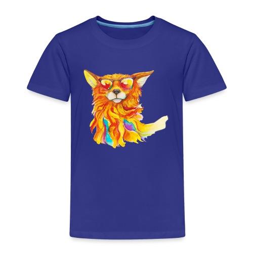 Cool windfox - Kinder Premium T-Shirt