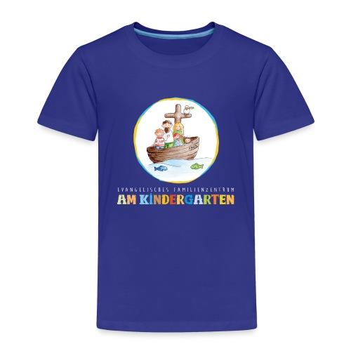 Logo Kiga - Kinder Premium T-Shirt