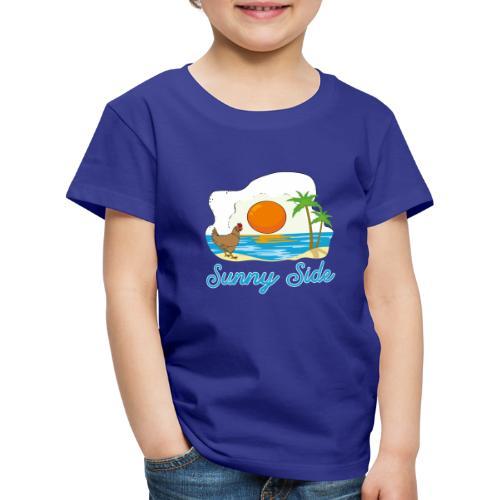 Sunny side - Maglietta Premium per bambini
