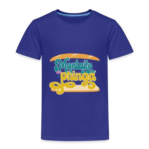 Montaíto de pringá - Camiseta premium niño