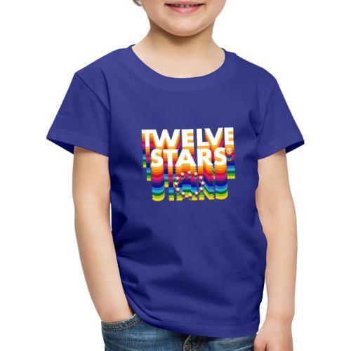 TWELVE STARS® EURO RETRO - Kids' Premium T-Shirt