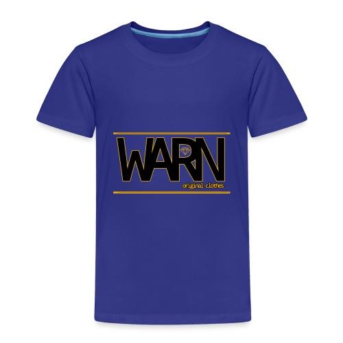 WARN - Maglietta Premium per bambini