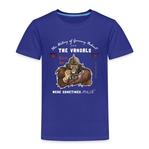 Polite Vandals - Kids' Premium T-Shirt